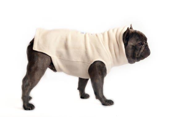 22 Buff Polartec 200 Dog Sweater