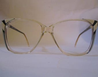 eyeglass frame New Vintage new made in Italy years 90