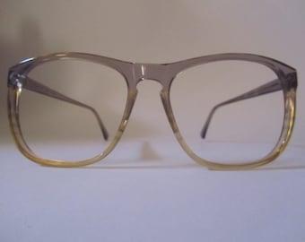 c54f48ed6a Vintage glasses frame mod 70 80 years Neometal 2 891 1616 55 new new
