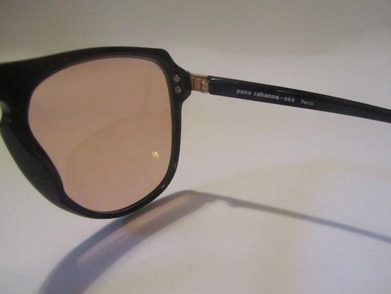 83ec32303034 Sunglasses sunglasses vintage Paco Rabanne Paris 80/90 202 130   Etsy