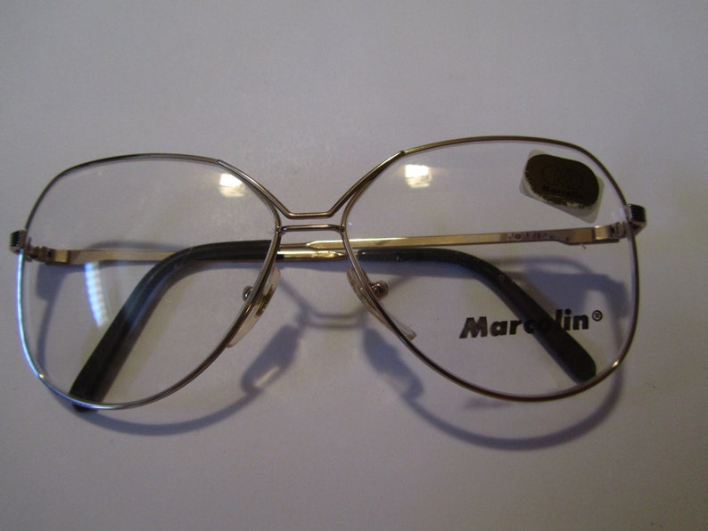 Eyeglass frame vintage Macgregor 135 7007-GS 52 13 new new made in Italy 90 years