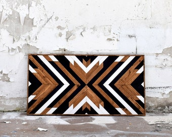 Wood Wall Art Etsy
