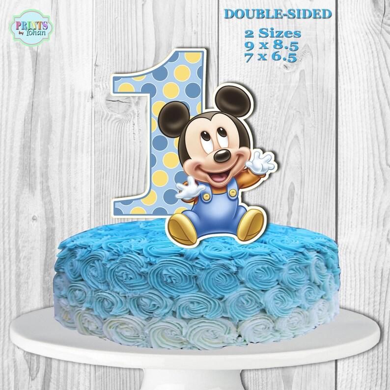 Baby Mickey Mouse Cake Images Impremedia Net