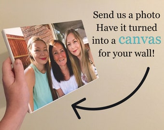 Custom Canvas Prints with edit, Photo To Canvas, Family Photos, Wedding Picture, Custom Canvas, Canvas Wall Art, Photography Print