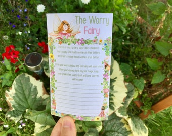 Big Fairy Letters, from a fairy, Letters From Fairyland, Fairies for girls, fairy activities, Gift From Fairy,