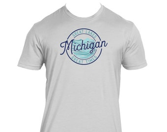 Men's Michigan - Blue Design