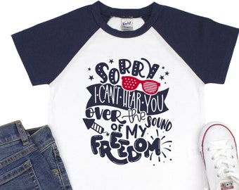 721a193f Patriotic kids shirt | Etsy