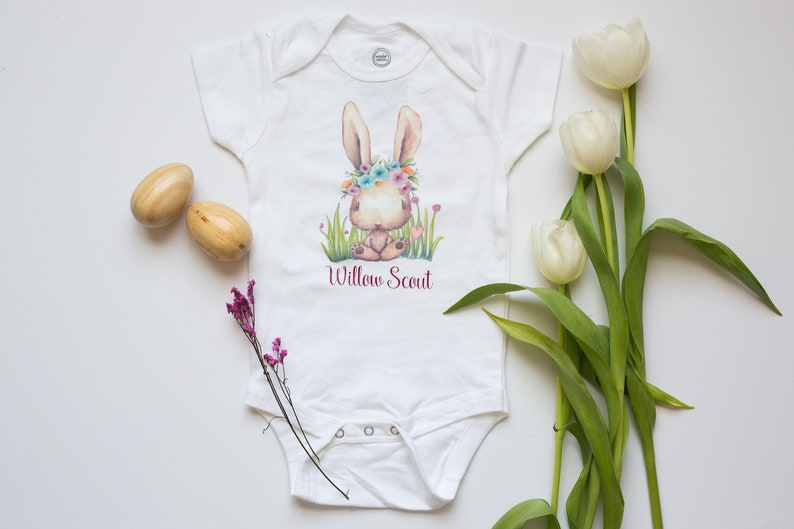Girls Spring Shirts Easter Shirt Kids Kids Easter Gift Kids Easter Shirt Bunny Shirt Toddler Girl Clothes Girls Spring Outfit