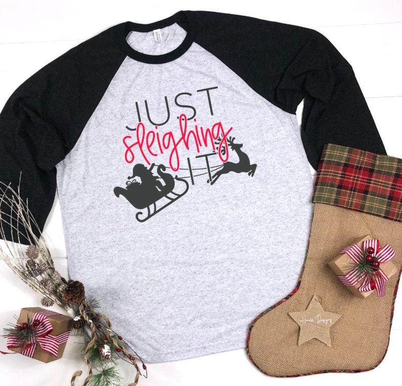 0fb66ae7 Funny Holiday Tees Funny Holiday Shirts Holiday Shirts | Etsy