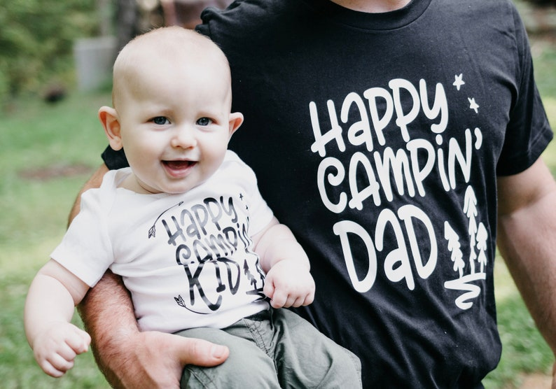 Camping Shirt, Camping Gift, Camping Family Shirts, Dad Shirt, Fathers Day  Gift Ideas, Dad Gift Ideas, Cute Toddler Clothes, Cute Gift Ideas