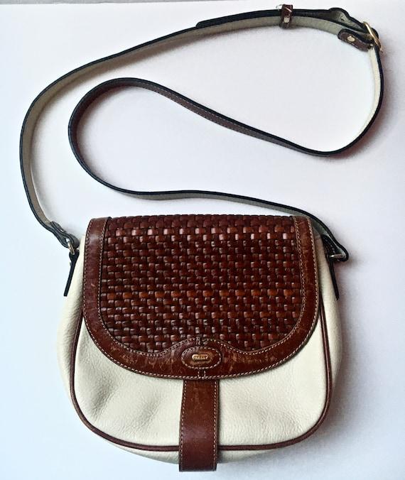 Vintage BALLY Leather Handbag - Vintage BALLY Hand