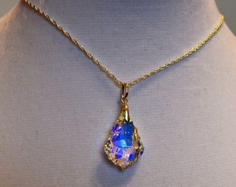 Swarovski Baroque Jewellery Set