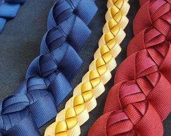 Beautiful Triple Combo Ribbon Lei