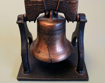Liberty Bell Figurine, Penncraft - 1960