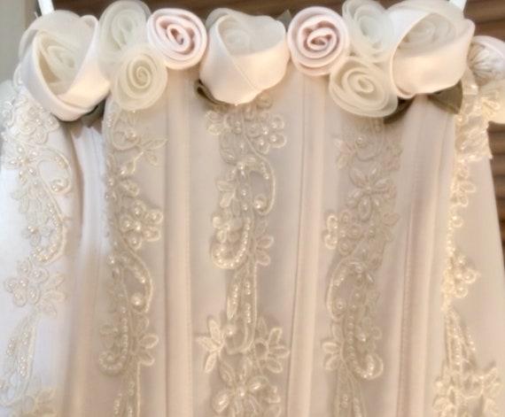 Beautiful classic romantic wedding dress