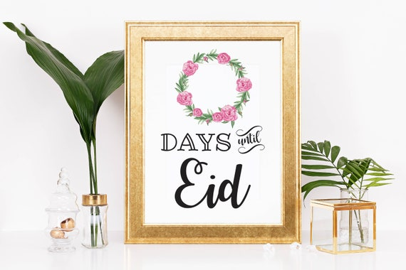 photograph regarding Printable Whiteboard called Printable Countdown in the direction of Eid whiteboard/ eid calendar / Eid Arrival /Ramadan Introduction Calendar / Ramadan Whiteboard /Eid Countdown Down below 25