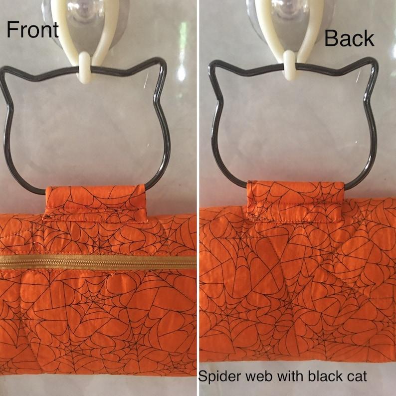 Kittybear handle small cute handbag