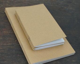 Kraft Notebook, Journal, Sketchbook, Bulk Journal, Bulk Notebook, Blank Journal, Blank Kraft Notebook, Blank Page Journal, Single Notebook