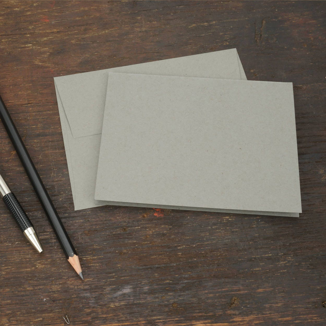 Blank notecards with envelope size a2 gray cards and envelopes blank notecards with envelope size a2 gray cards and envelopes recycled paper blank envelopes blank cards 425 x 55 in set of 25 reheart Gallery