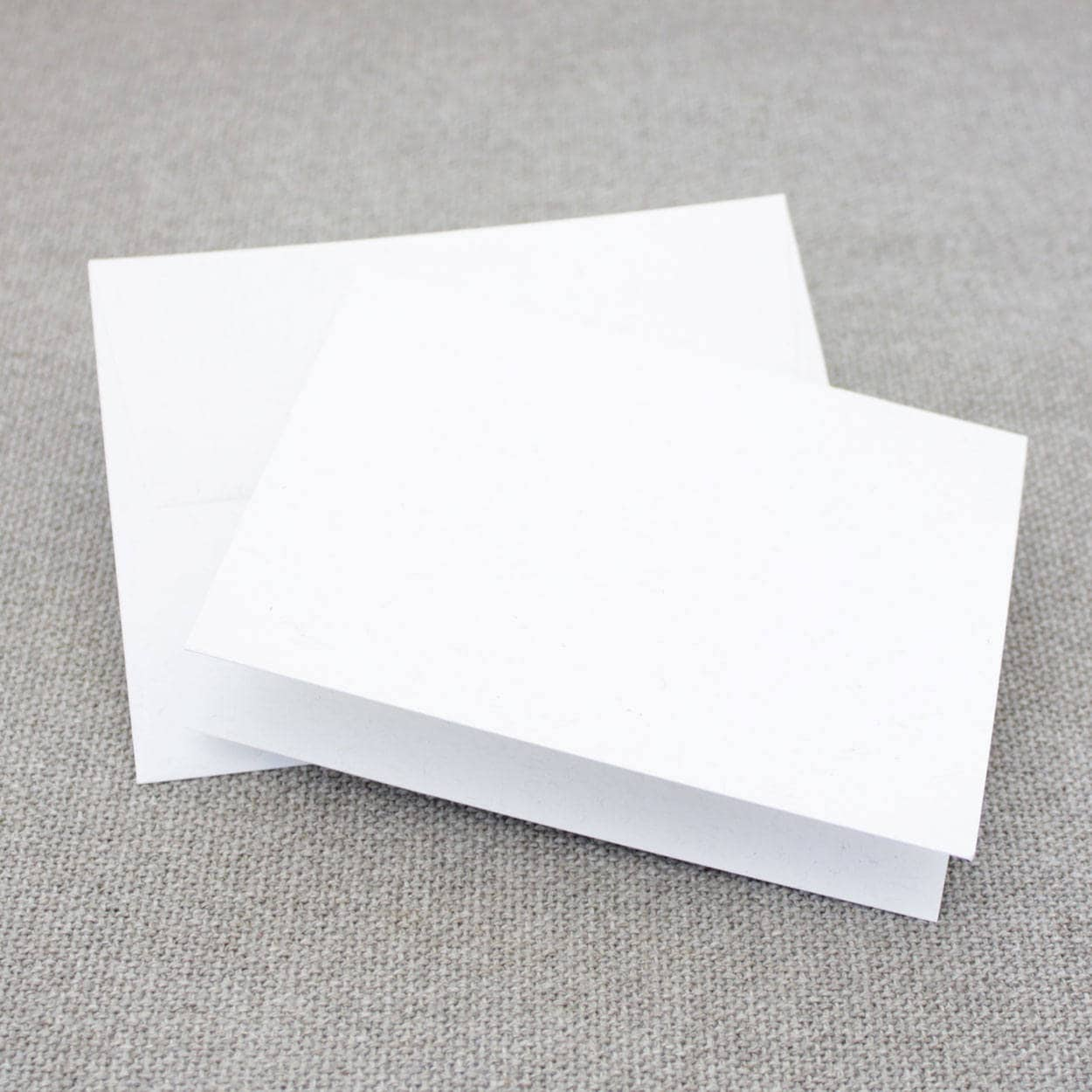 Blank Notecards With Envelope Size A2 White Cards And Envelopes