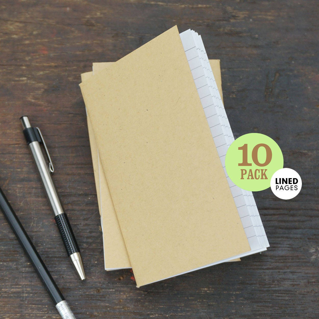 kraft notebooks lined bulk notebooks 3 5 x 5 5 inch notebook