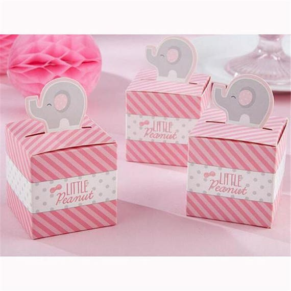 20pcs Circus Candy Box Animal Party Supplies Gift Boxes for Baby Shower Birthday