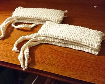 Heavy Flow Crochet Cotton Reusable Tampons