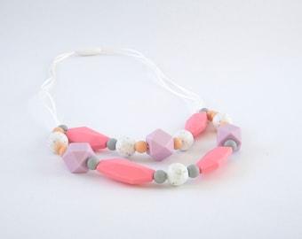 Arabella Teething Necklace