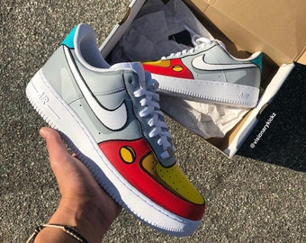 low priced 984d8 23c5a Custom Air Force One Stewie