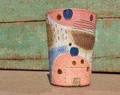 Ceramic Cup Beaker Kitchen Dining Australia Pottery Contemporary Stoneware Wheelthrown