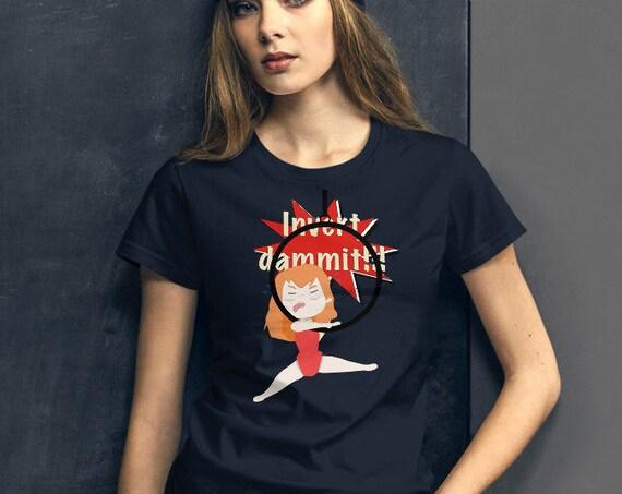 Aerial problems tshirt, aerial silk tshirt, circus tshirt, aerialist, pocketjo, circus gift, circus party, funny tshirt, fitnesswear