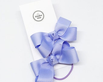 """Bows """"Baby"""" couple _ colors Spring"""