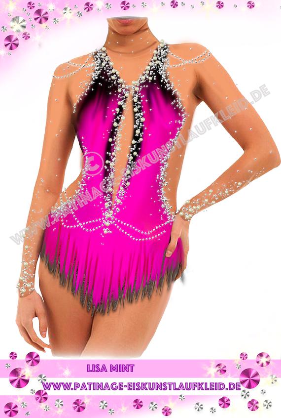 Leotard Twirling dance dress Masterclass  **  RG acrobatics suit competition  rhythmic gymnastics leotard Acrobatic Rock/'n/'Roll