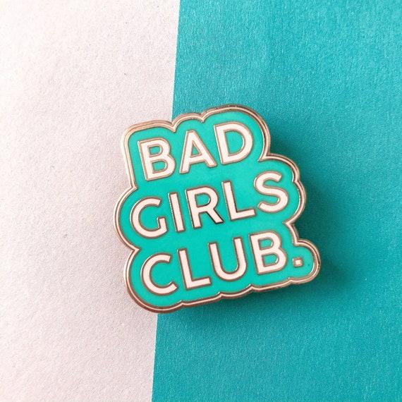 Bad Girls Club Logo Font
