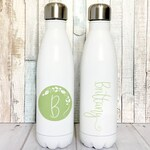 Monogram Water Bottle, Personalized Stainless Steel Water Bottle, Insulated Water Bottle, Personalized Water Bottle Graduation Gift for Her