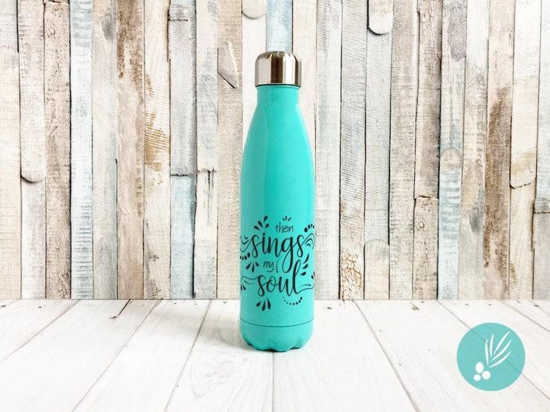 Insulated Water Bottle Stainless Steel Water Bottle for Women image 0