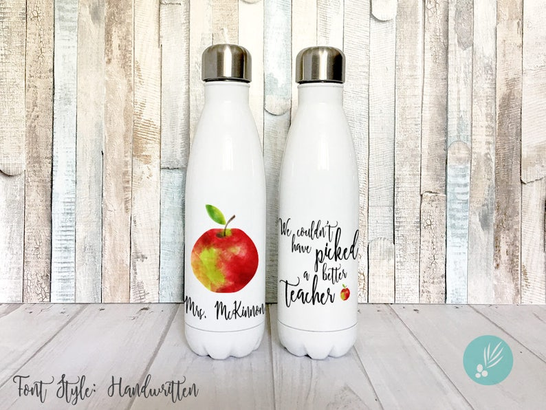 Stainless Steel Water Bottle for Teachers Insulated Water image 0