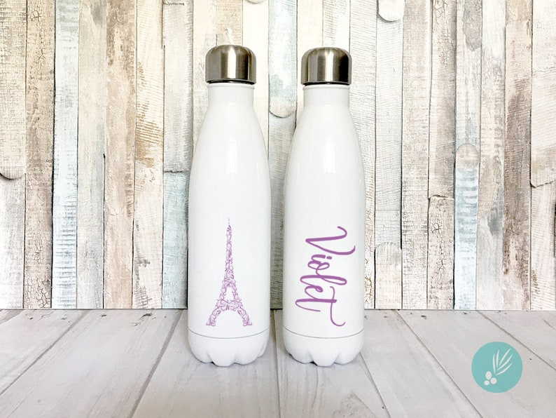 Personalized Stainless Steel Water Bottle Insulated Water image 0