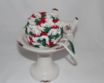 Cotton Loffahs/Bath Accesories/Loffahs/100 Percent Cotton/ Handmade