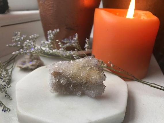Light Ametrine Spirit Quartz