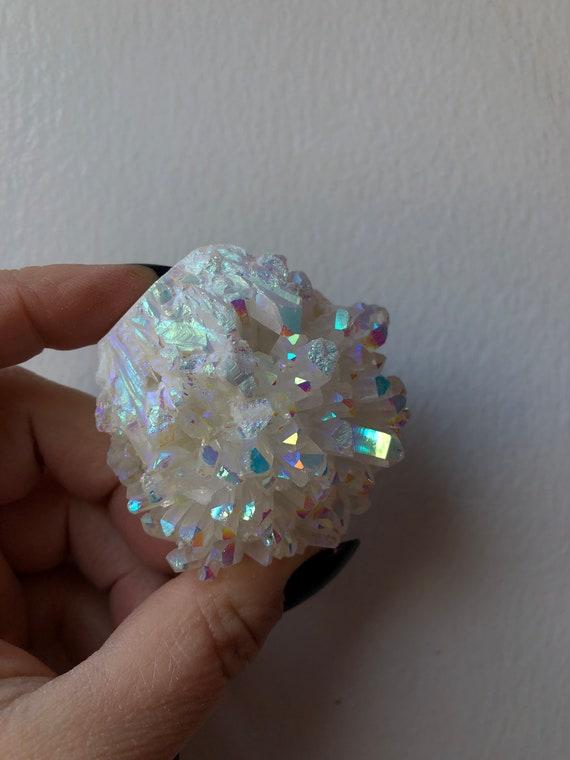 Cosmic Angel Aura Quartz