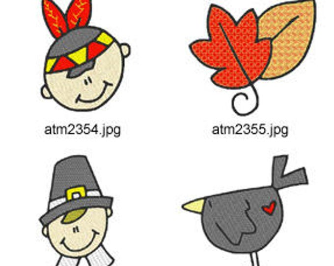 Simply-Thanksgiving-2 ( 6 Machine Embroidery Designs from ATW ) XYZ17I