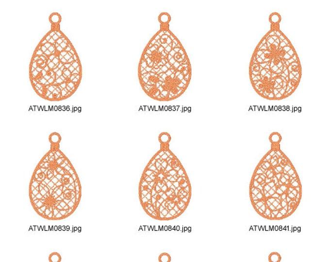 FSL-Tree-Ornaments ( 10 Machine Embroidery Designs from ATW ) XYZ17B