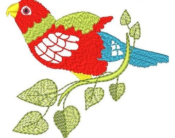 Jacobean-Birds-DGF  ( 10 Machine Embroidery Designs from ATW )