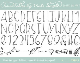 Handlettering Made Simple (really!)
