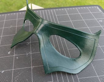 Injustice Green Arrow Inspired Mask