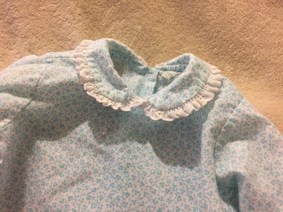 Blue Baby shirt