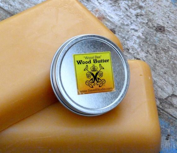 Wood Butter, 2 oz