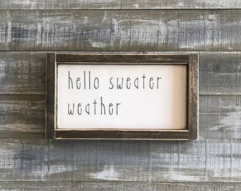 hello sign, fall sign, fall decor, wood sign, wood signs, signs, home decor, wall decor, wall hangings, seasonal signs, farmhouse decor