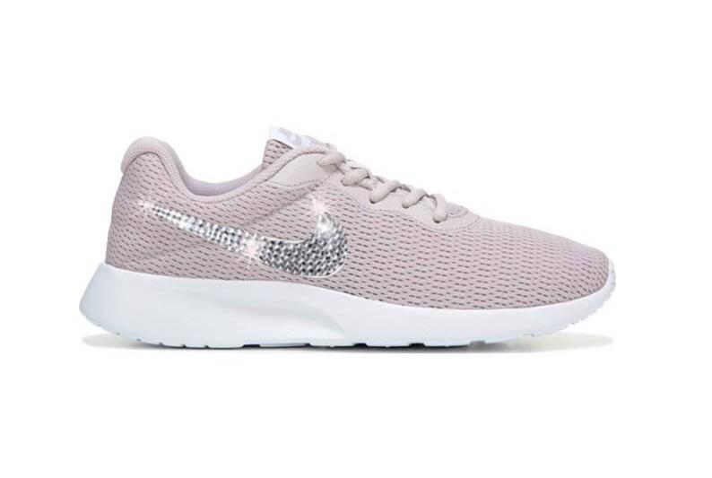 b51c6ea72 SALE FREE SHIPPING Blush Rose Swarovski® Nike® Shoes Bling